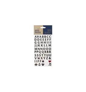 Rubons Alphabet Doctafts
