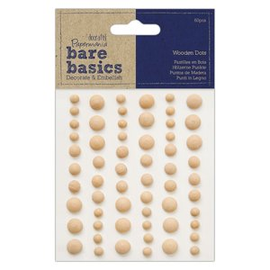 Dots de madera Bare Basics Light