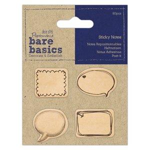 Sticky Notes Bare basics Speech Bubbles