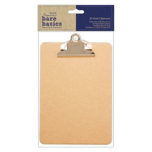 Clipboard Bare Basics tamaño A5