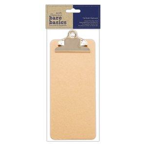 Clipboard Bare Basics tamaño 10x22 cm