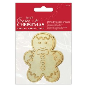Maderitas Create Christmas Gingerbread 2 pcs