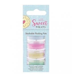 Polvos de terciopelo Sweet Treats 4 colores