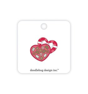Pin Doodlebug Chocolate Box