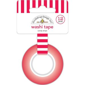 Washi tape Doodlebug Candy Stripe