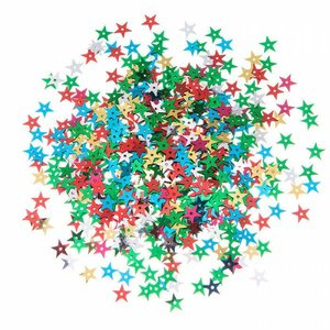 Lentejuelas DP Craft Christmas Stars