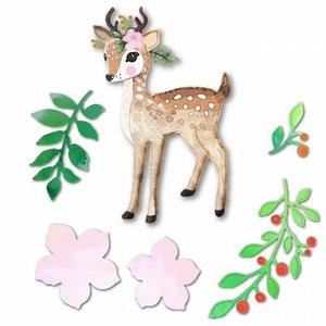Troqueles DP Craft Christmas Boho Bambi