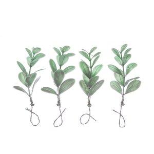 Ramos con hojas verdes DP Craft Christmas
