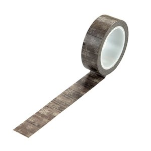 Washi Tape Winter Woodgrain