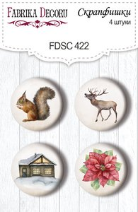 Chapas Fabrika Decoru Winter Wonders