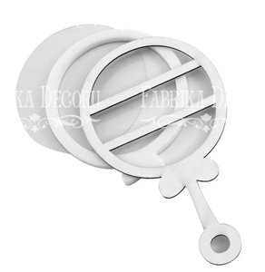 Shaker Dimension Set Rattle Toy