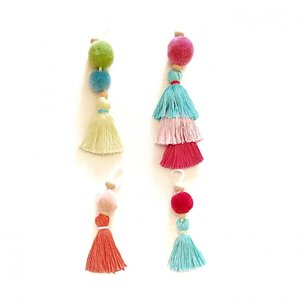 Tassels de hilo Fridita Fresh Seasons
