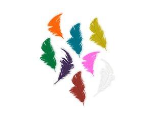 Set de plumón Mix colores 7,5 cm 14 gr