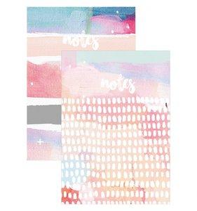"""Set 2 cuadernos 4x6"""" Artist"""