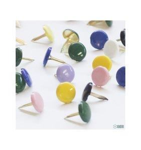 Brads 8 mm surtido colores