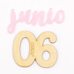 Set adornos para PL Kimidori Colors mes Junio