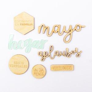 Set adornos para PL Kimidori Colors Mayo