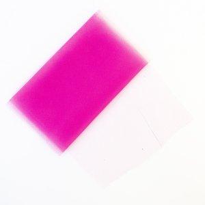 Cinta de tul liso color Fucsia