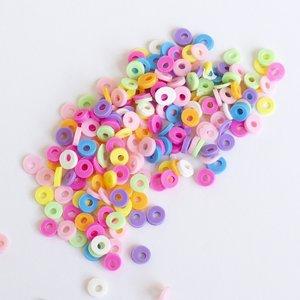 Confetti Kimidori Colors Círculos con agujero Primavera
