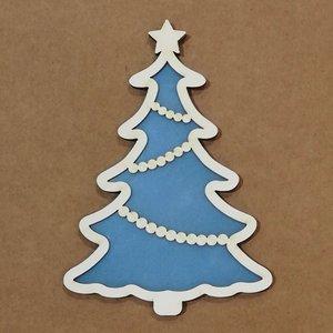 Shaker Kora XL Árbol de Navidad
