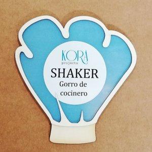 Shaker Kora Projects XL Gorro de cocinero