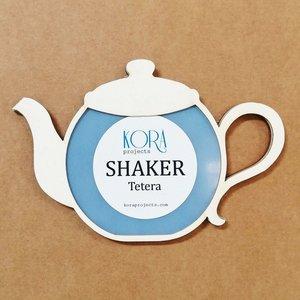 Shaker Kora Projects XL Tetera