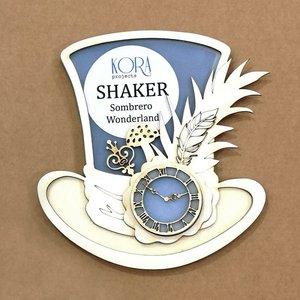 Shaker Kora Projects XL Sombrero Wonderland