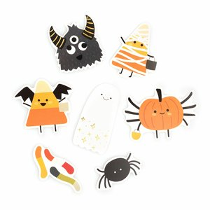 Die Cuts Iconos Spoooky de Pebbles