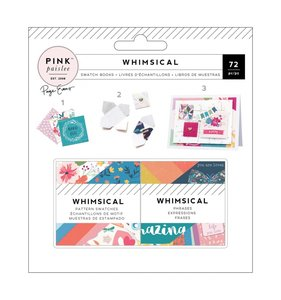 """Swatch books 2""""x2"""" Whimsical"""