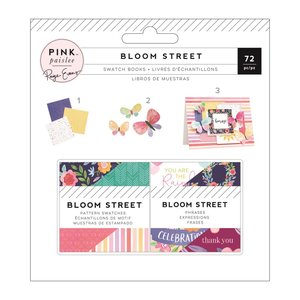 "Mini pads 2""x2"" Swatch Books Bloom Street"