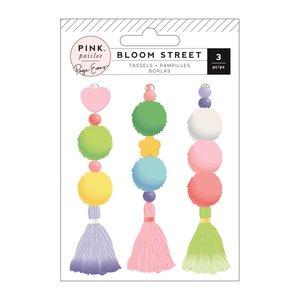 Tassels y pompones Bloom Street