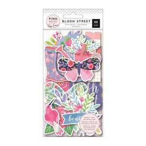 Die cuts Bloom Street