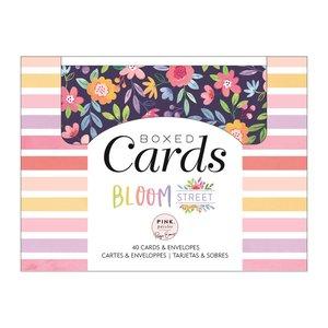 Set de tarjetas y sobres Bloom Street