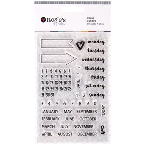Sellos Journal Calendar
