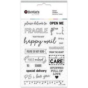 Sellos Happy Mail de Rosie's Studio