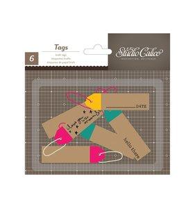 Mini Etiquetas Kraft Printshop