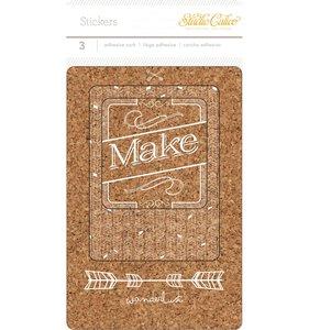 Marcos de corcho adhesivo Studio Calico
