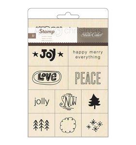 Pack sellos madera Magical