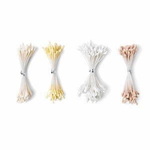 Sizzix Making Essential Flower Stamens White/Cream 400 pcs