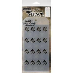 Máscara Tim Holtz Shifter Peppermint Christmas 2023