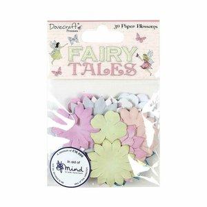 Flores de papel Fairy Tales 30 pcs