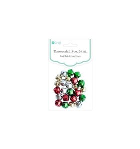 DP Christmas Mini Cascabeles 24 pcs