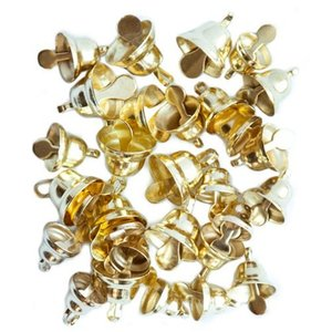 DP Christmas Mini Campanitas Gold 30 pcs