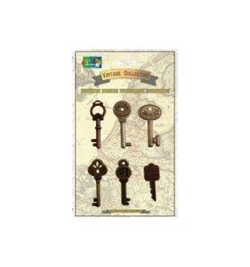 Set de llaves Vintage Collection