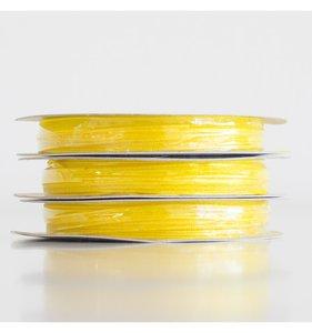 Cinta Organza 4,5 m Amarilla