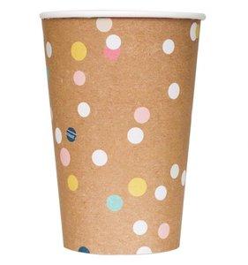 Vasos de café con tapa Yellow
