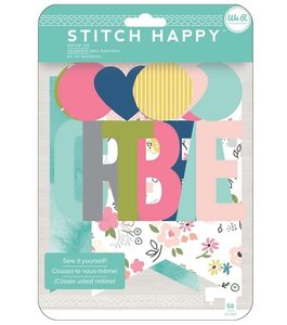 Kit Banner Stitch Happy