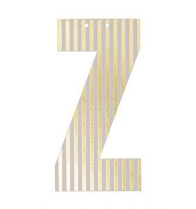 Guirnalda Letra Z
