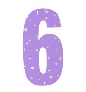 Guirnalda Número 6