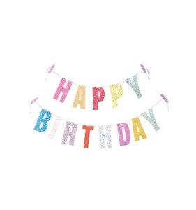 Guirnalda Happy Birthday